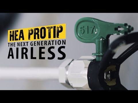 Airless HEA ProTip | WAGNER