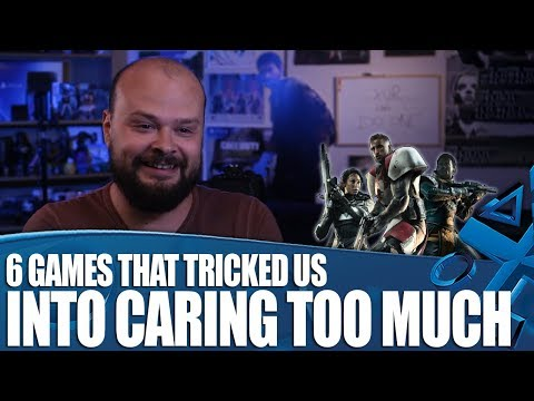 6 Games That Tricked Us Into Caring Too Much