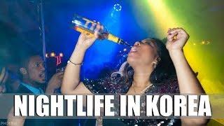 NIGHTLIFE IN KOREA - Angela's EPIC 30th @ Vampire Hongdae