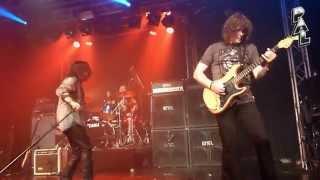 Heaven and Earth - 06-07-2014 - live, Stuart Smith (Blackmore)