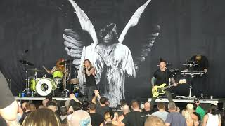 Underoath - Hold Your Breath 7/20/2019 LIVE in The Woodlands Texas