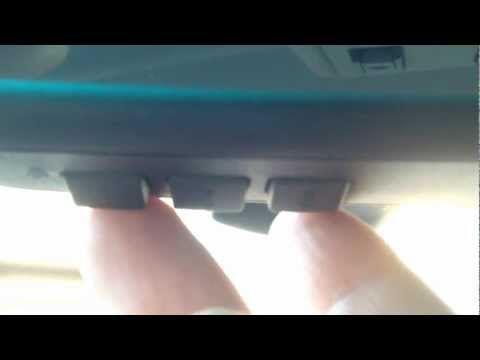 How To Program Your Garage Door Opener On Your BMW