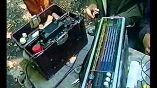 """Б. В. Алексеев. Фрагмент ночного эфира на """"ЭМ""""."""