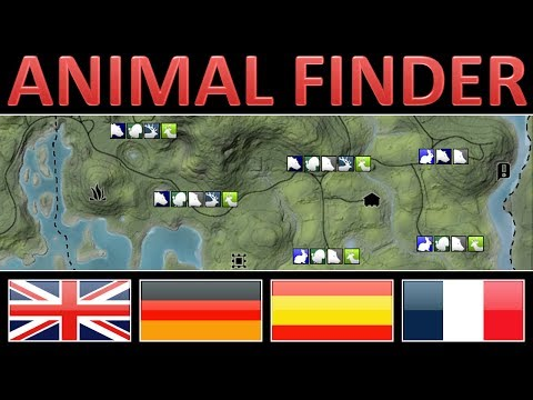 theHunter Animal Finder