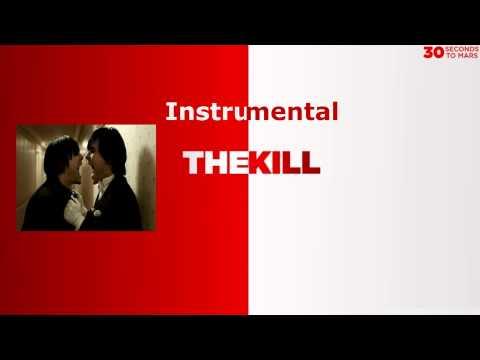 30 Seconds To Mars - The Kill Official (Karaoke/Instrumental) Original
