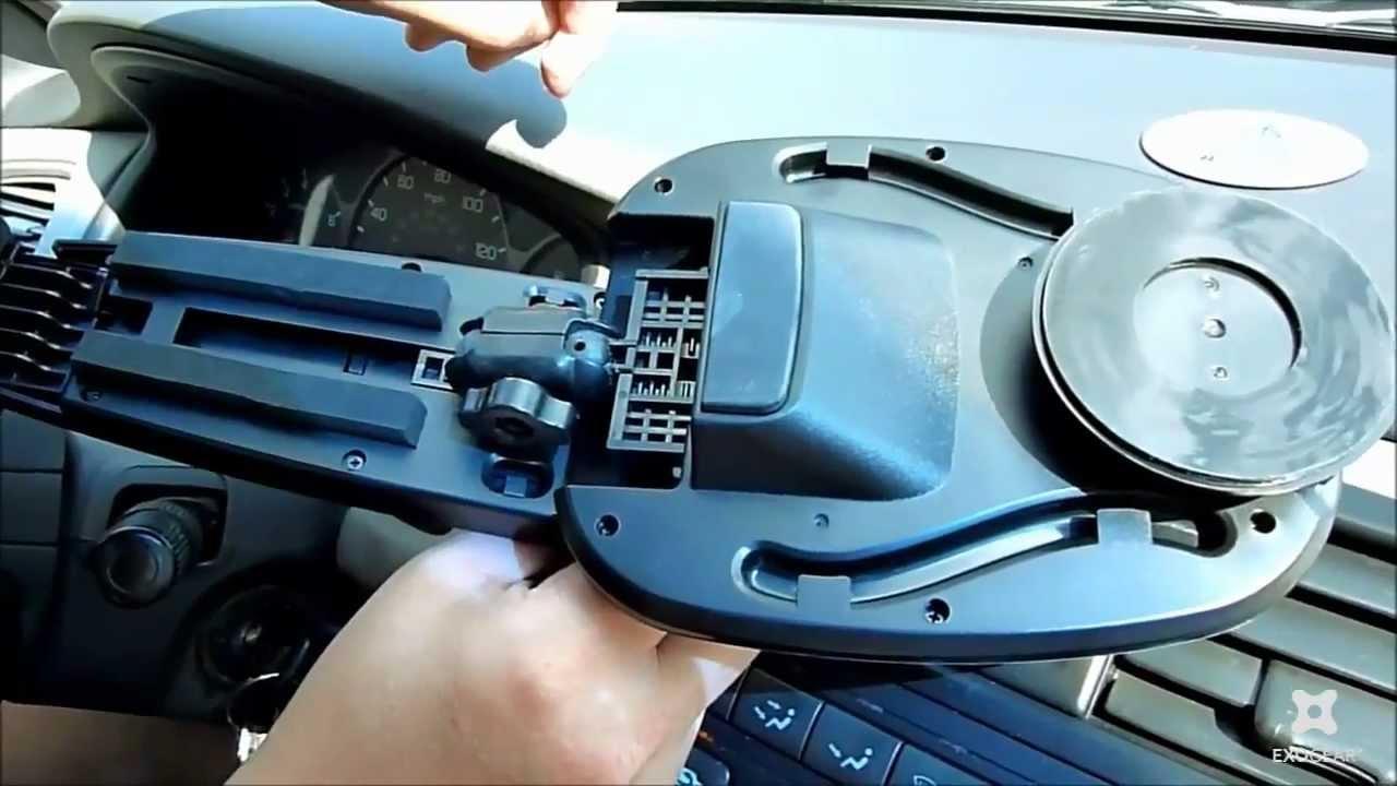 Посылка из Китая: магнитный держатель в автомобиль - YouTube