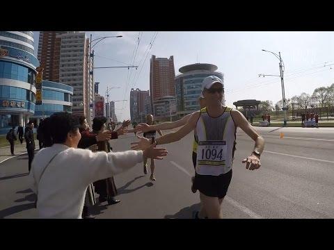 Thousands Run Through North Korea's Capital At Annual Marathon