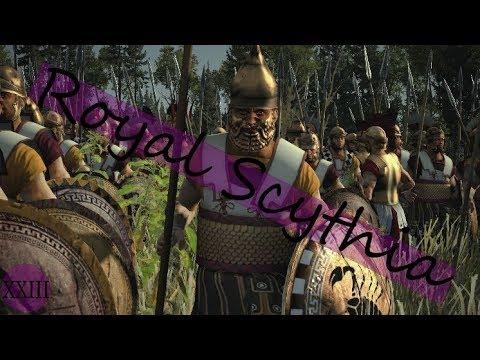 Total War Rome II Royal Scythia XXIII: Rebels, Rebels ...