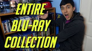 Reviewing my Entire Blu Ray Collection