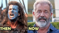 Braveheart (1995) Cast: Then And Now 2018