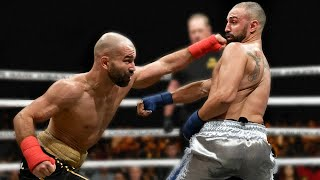 BKFC 6: Malignaggi vs. Lobov Full Fight!