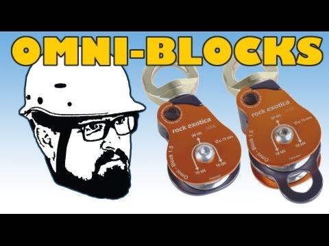 Rock Exotica Omni-Blocks - WesSpur Tree Equipment