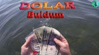 DENİZDE ALTIN ARAMA DOLAR BULDUMI Found Dollars At Sea