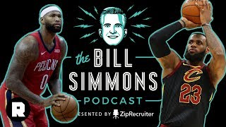 Warriors, LeBron, MLB Struggles, and Chappaquiddick With Chuck Klosterman | The Bill Simmons Podcast