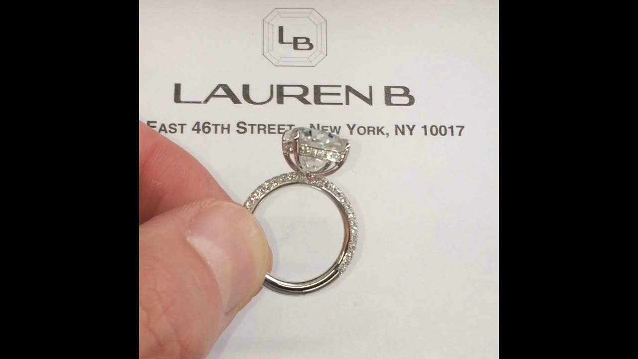 pinterest this pin i october love platinum really moissanite