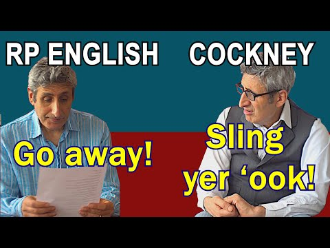 A LONDONER Explains How to Speak COCKNEY (London accent)