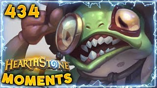 WTF is This WEIRD Bug?? | Hearthstone Daily Moments Ep. 434