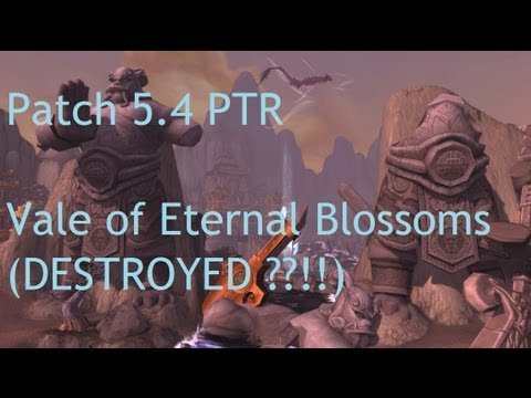 patch 4 eternal wow
