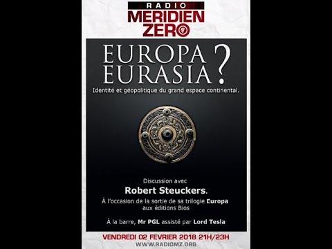 Europa, Eurasia ? Identité et géopolitique du grand espace continental | Par Robert Steuckers