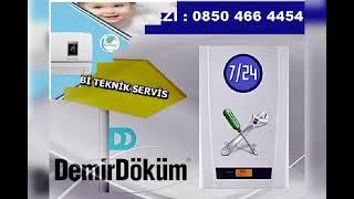 Demirdöküm Yetkili Servisi 0216 488 0434