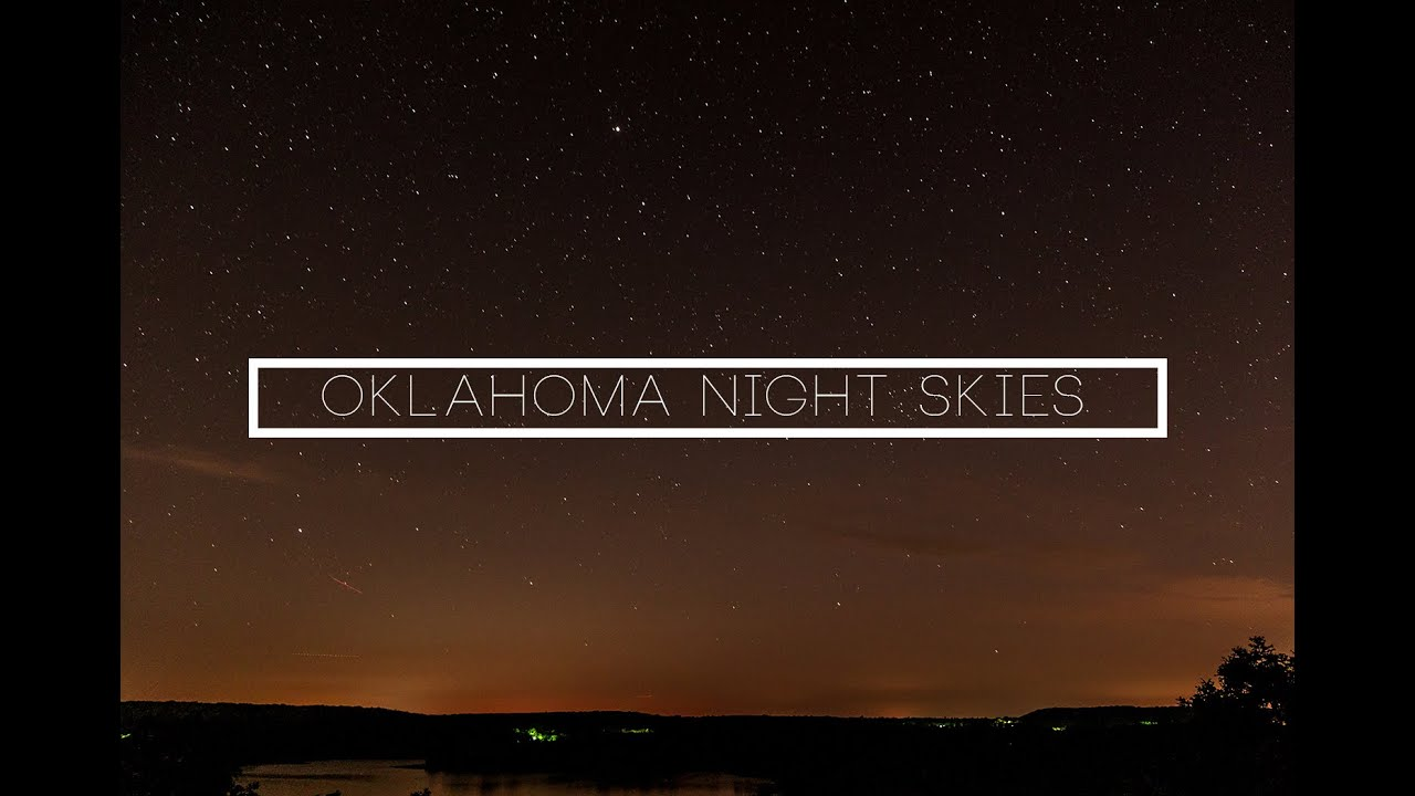 Oklahoma Night Skies | Perseid Meteor Shower