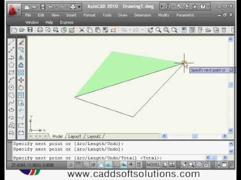 autocad tutorials beginners