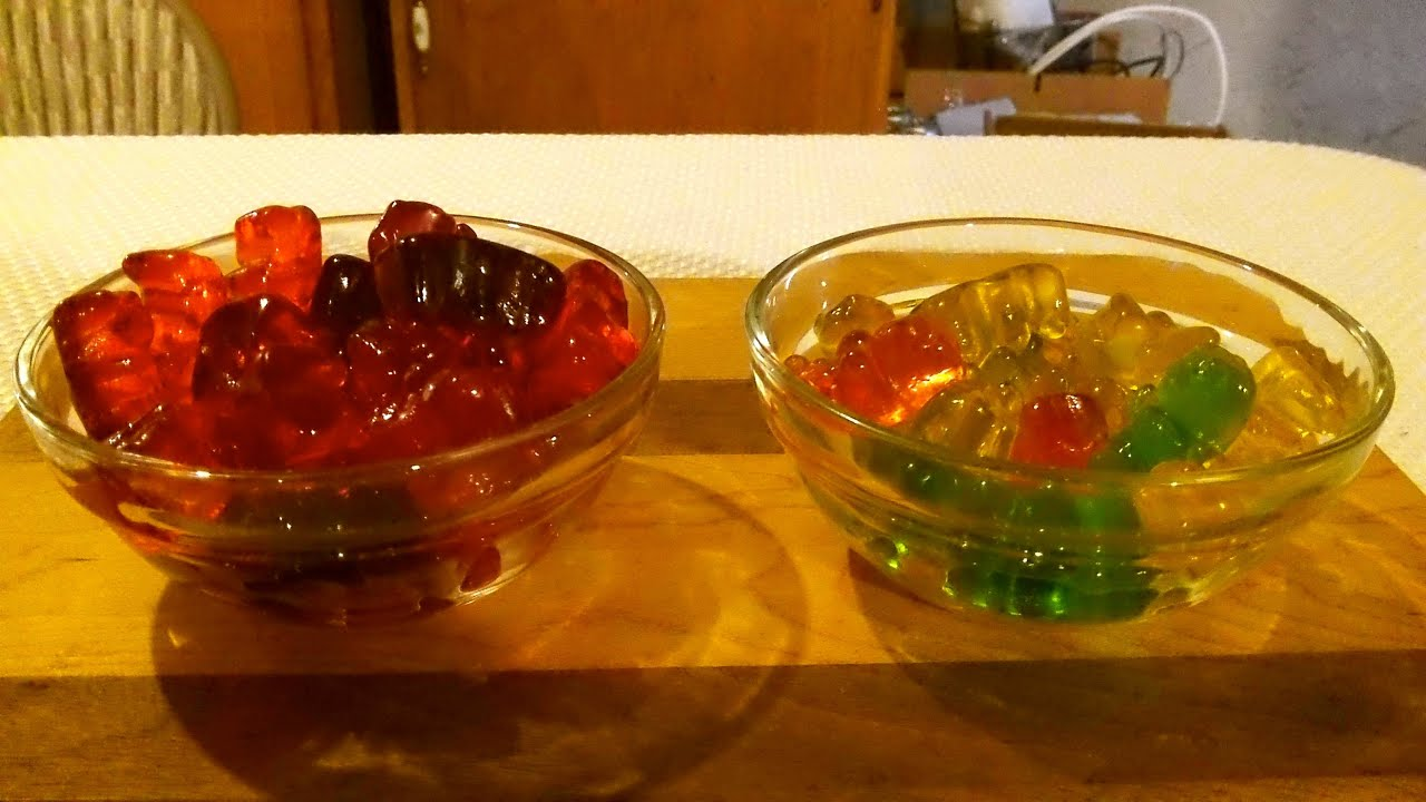 How To Make Drunken / Vodka Infused Gummy Bears 【RECIPE INCLUDED】 DJs BrewTube Beer Review