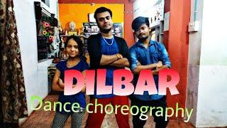 Dilbar |Dance Choreography | Satyameva Jayate | John Abraham, Nora Fatehi, | Naksh Dance Academy