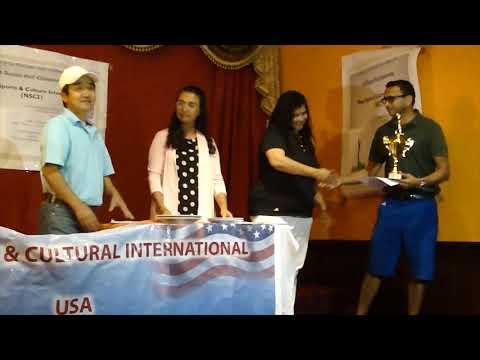 """"""" Gulf Tournament """" in Baltimore ( Nepal Sports & Culture International, U.S.A. )"""