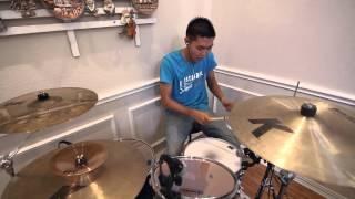 Alive - Kim Walker-Smith (Drum Cover)