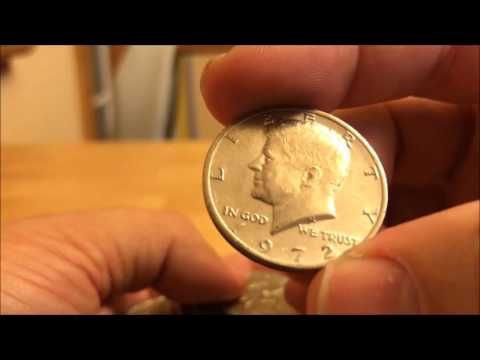 Bank Employees Go The Extra Mile to Find Half Dollars - What I Found Next Was Amazing!!