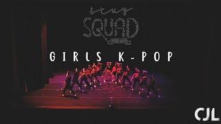 Girls K-Pop | WIDE VIEW | Stuy Squad 18-19