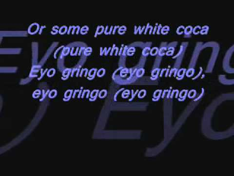 Akon gringo lyrics.wmv