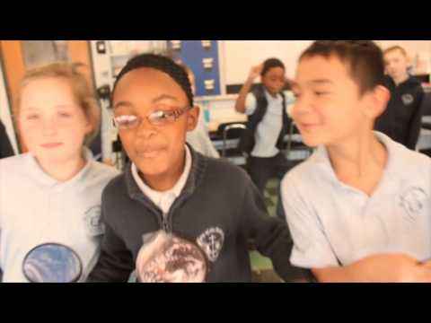 """SMH-TV: 3rd Grade """"We are the planets"""""""