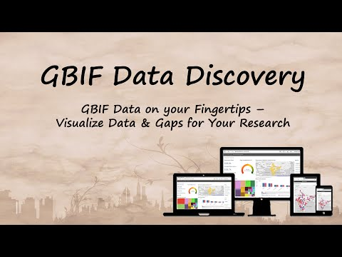 GBIF Data Discovery