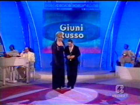 "Giuni Russo-Iva Zanicchi. TU CA NUN CHIAGNE ""Da Testarda io"""