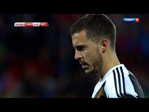 Eden Hazard Vs Andorra (Away) 15-16 HD 720p By EdenHazard10i