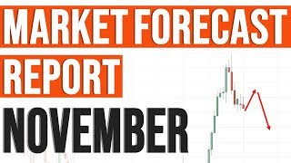 November Market Forecast Report by Rayner Teo | Forex Trading