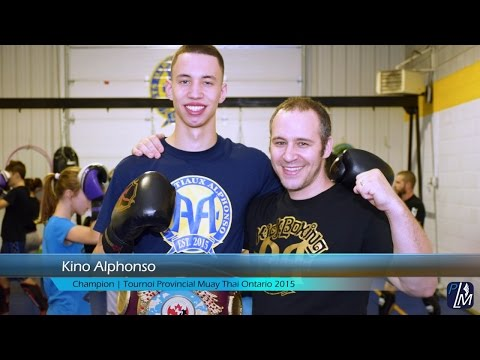 Kino Alphonso | Champion Tournoi Provincial MTO 2015