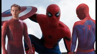 The Evolution of Spider Man