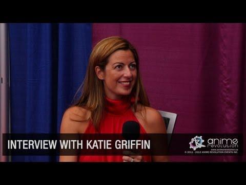 [ANIREVO SUMMER 2012] Katie Griffin Exclusive Interview