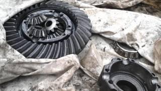 видео как переделать тормоза на бычке