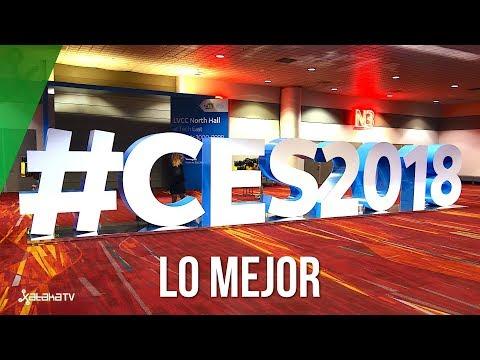 TODO sobre el CES 2018: resumen de las novedades desde Las Vegas