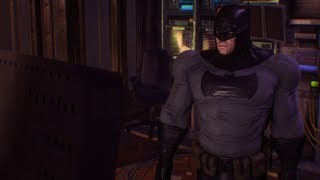 Batman: Arkham Knight - Batman skins for Catwoman (no mesh swapping)