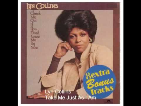 Lyn Collins  Take Me Just As I Am