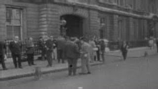James Earl Ray - the man suspected of being Martin Luther King's assassin appears at London's Bow St