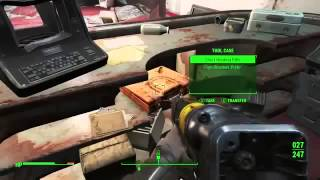 Leaked fallout 4 gameplay
