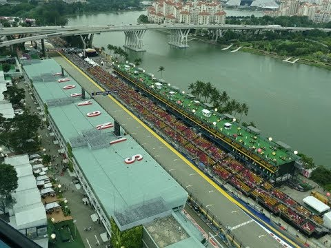 Singapore Formula 1, Marina Bay Street Circuit - 2017