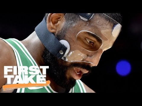 Stephen A. Smith reacts to Heat breaking Celtics