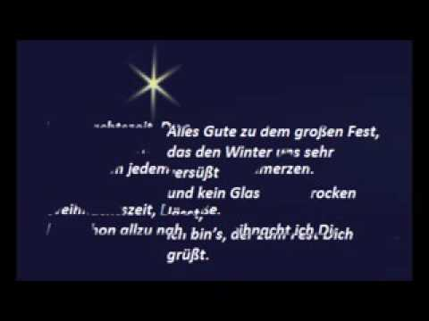 weihnachtsspr che 2016 youtube. Black Bedroom Furniture Sets. Home Design Ideas